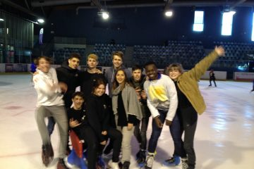 scholae patinoire