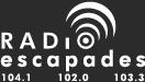 logo radio escapades
